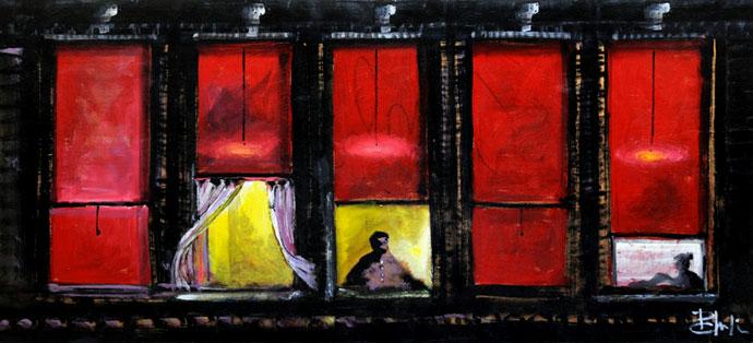Roberto Carlos Umpierrez: Quello strano inquilino del piano di sopra