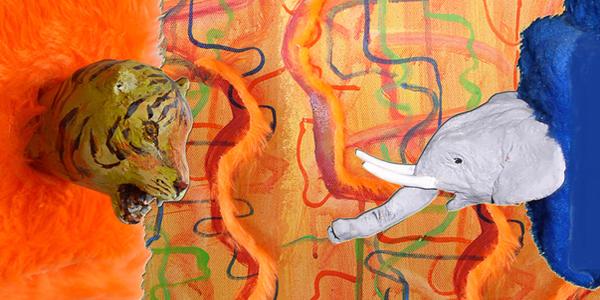 Marina Buening: La cena nella giungla