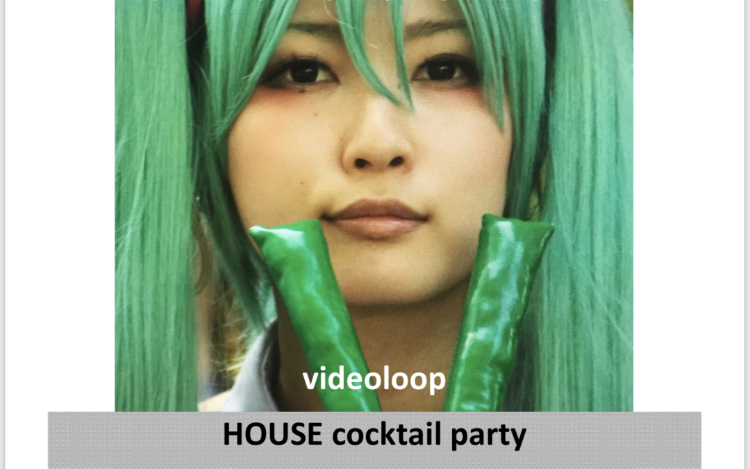 HOUSE cocktail party